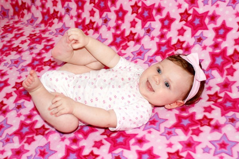 Small Baby Royalty Free Stock Images