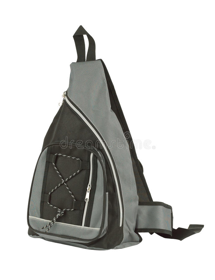 Small backpack stock photos