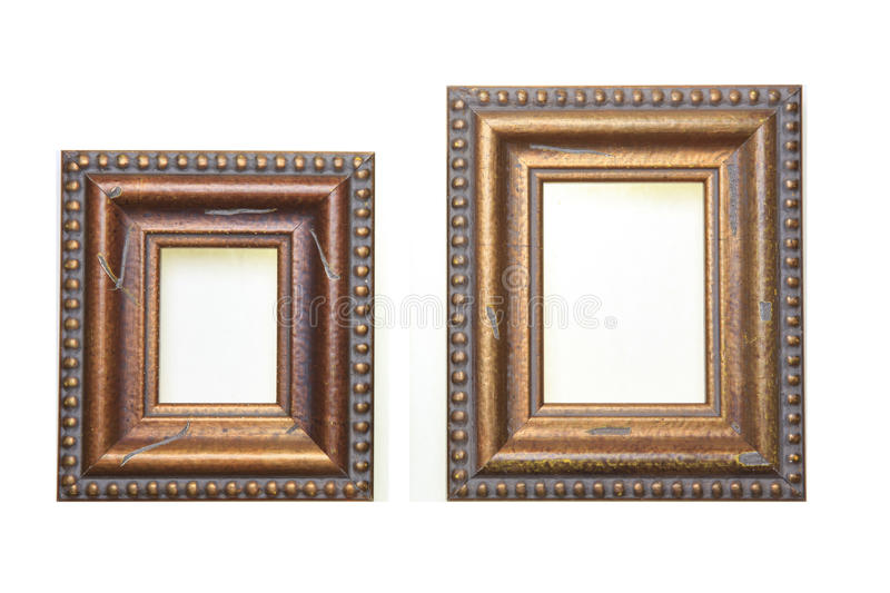 Small and big picture frames stock photo image 12391796 for Large a frame