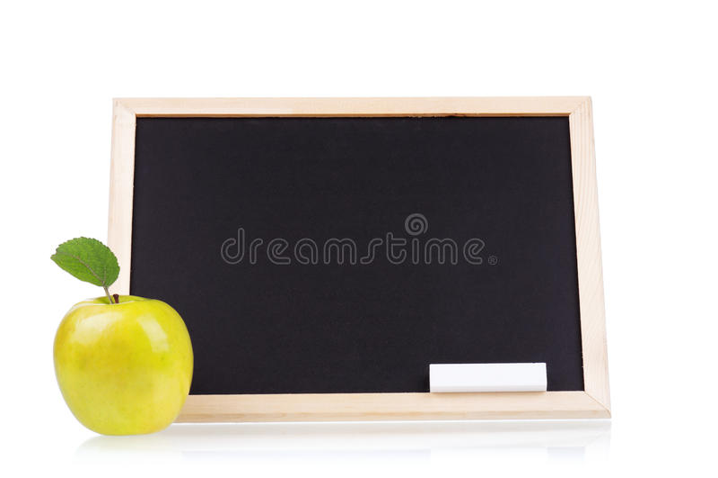 Small Blackboard Royalty Free Stock Photo
