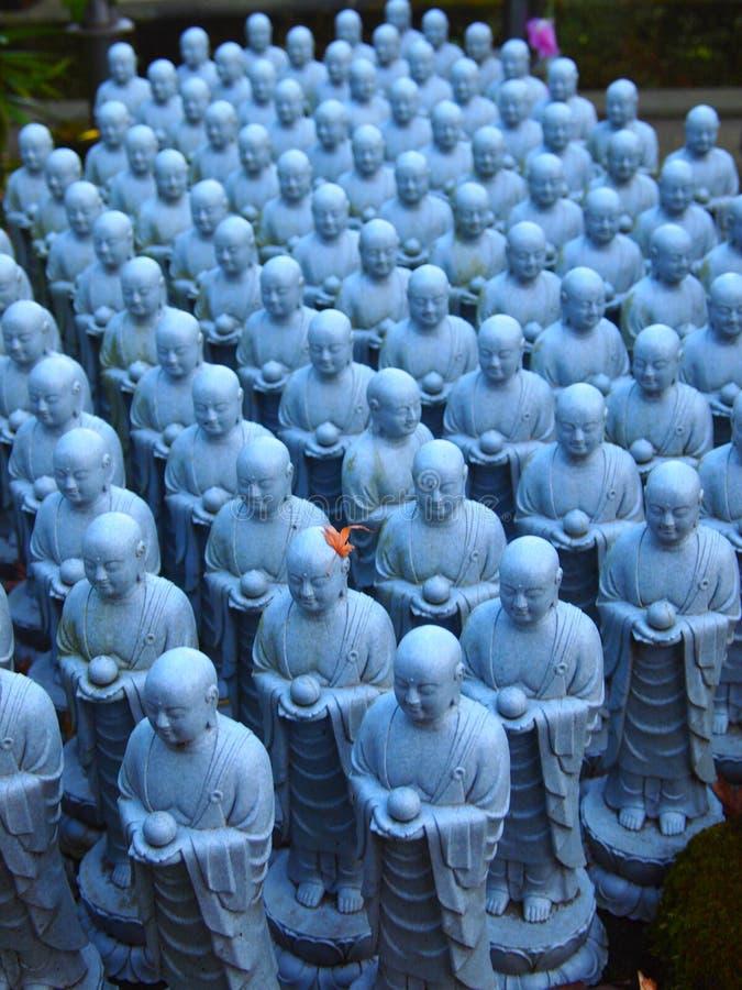 Small Blue Buddha Statues 2