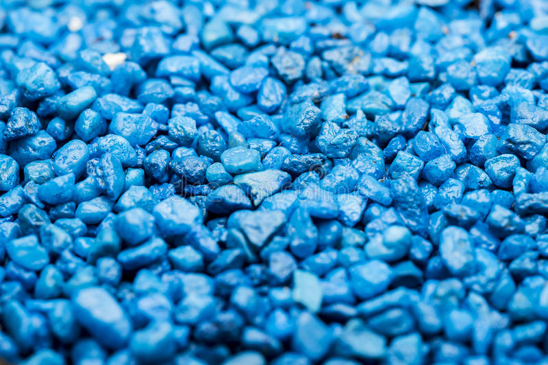 Download Small Blue Rocks stock image. Image of cement, crack - 25310285