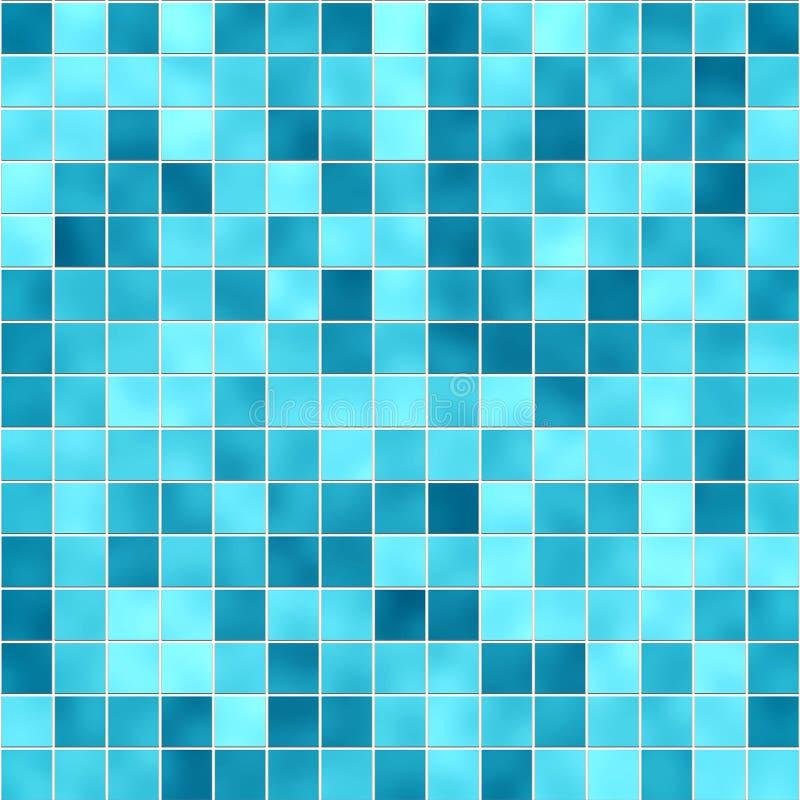 kitchen blue tiles texture. Download Small Blue Tiles Texture Stock Illustration. Illustration Of Kitchen - 11723204 E