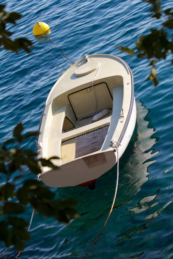 Download Small boat stock image. Image of holiday, plank, peace - 26397271