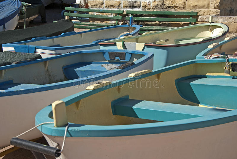 Download Small boats stock image. Image of rowing, outdoor, leasing - 13371395