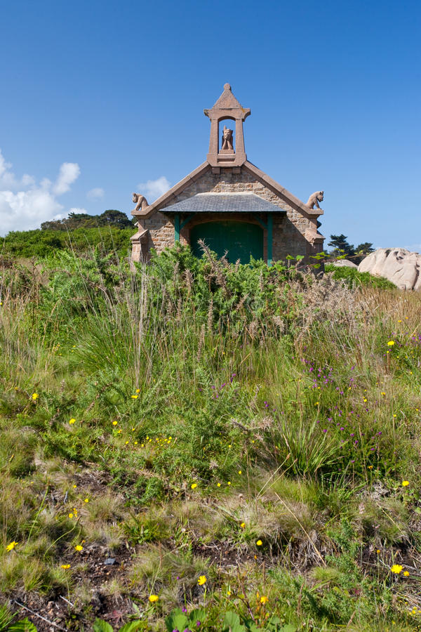 Download Small Breton House In Brittany Stock Image - Image: 17766565