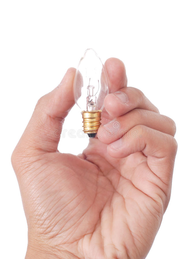 Small Bulb Stock Images