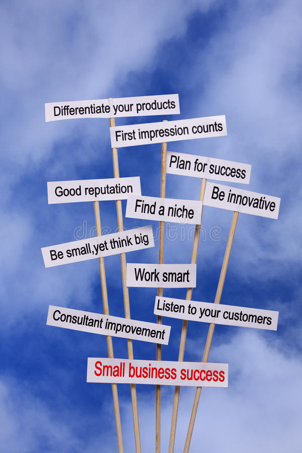 Free Small Business Success Stock Images - 25187604