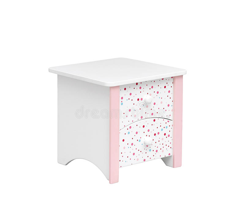 Download Small cabinet with drawers stock image. Image of case - 25179059