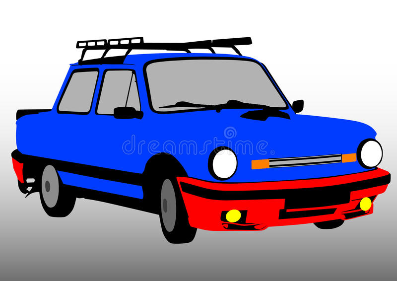 Small Car Stock Photography