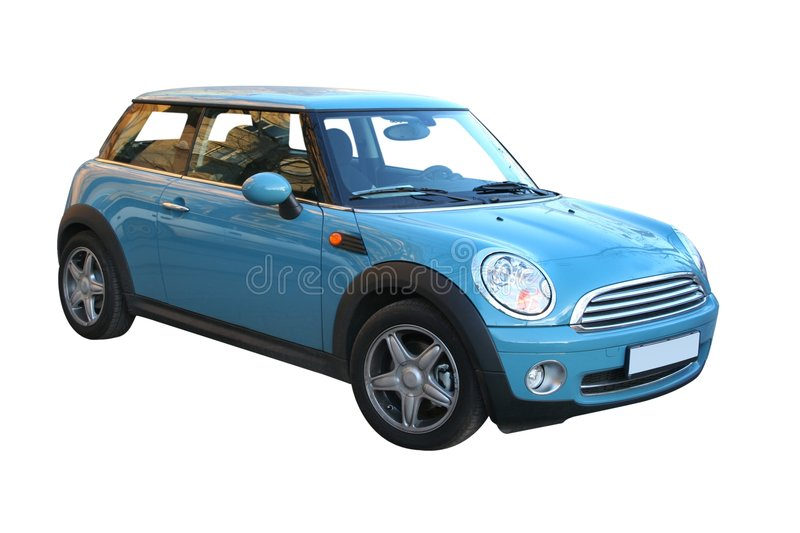 Download Small car stock photo. Image of travel, small, auto, isolated - 4705358