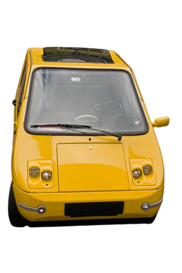 Download Small car stock photo. Image of clipping, auto, small - 8540634