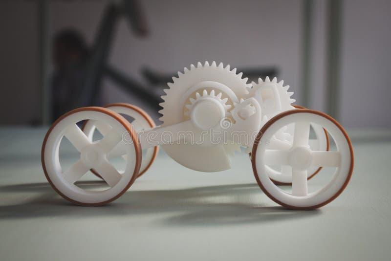 Download Small Car At Ventura Lambrate Space During Milan Design Week Editorial Photo - Image: 39776236