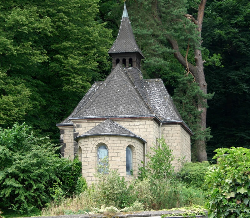 Download Small chapel stock image. Image of crop, tree, architecture - 28168917