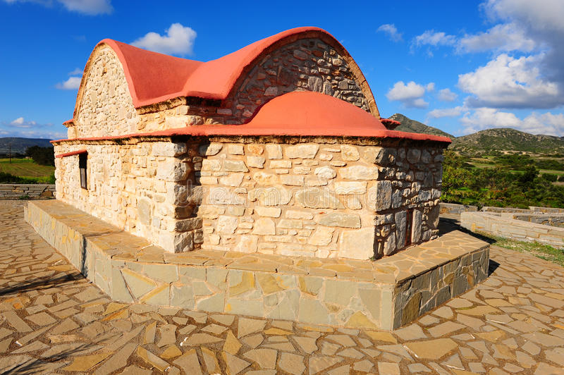 Download Small Church stock image. Image of historical, mediterranean - 18204057