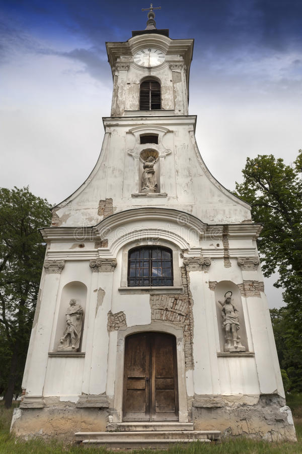 Small Church Royalty Free Stock Images