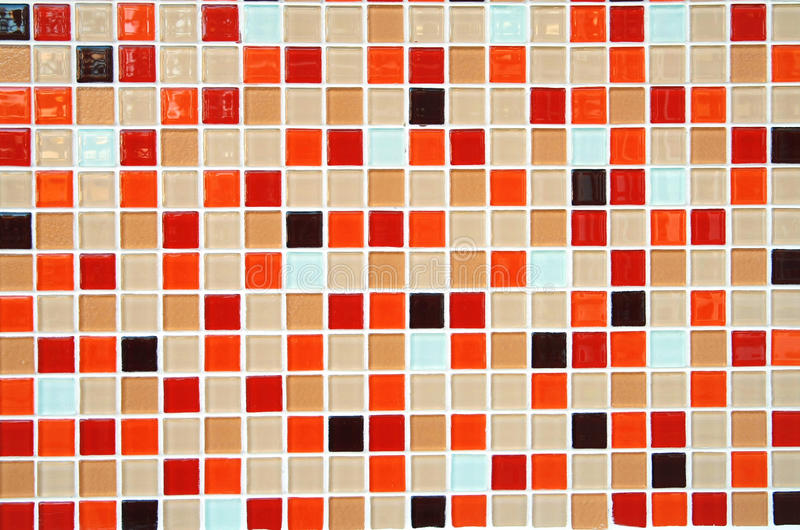 Small Colorful Tile Background Stock Photo - Image: 34538278