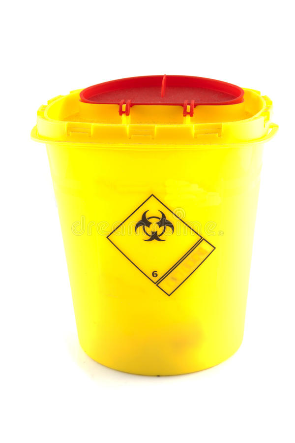 Small Container Stock Photography
