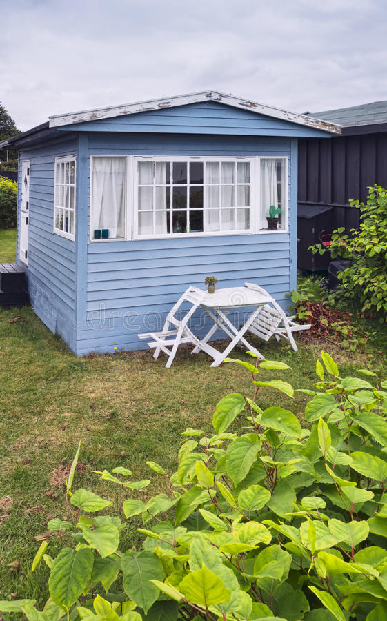Download Small Cottage Near The Seaside, Stock Photos - Image: 26591403
