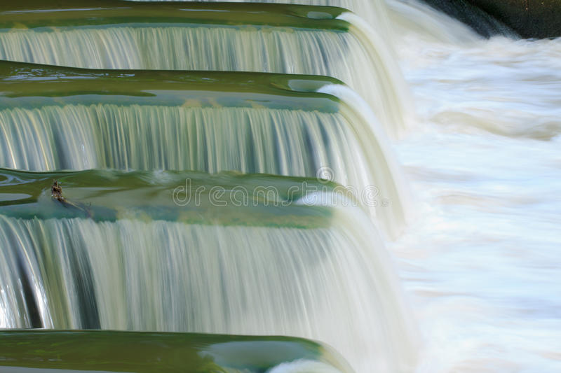 Small Dam Royalty Free Stock Images