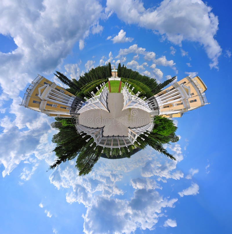 Download Small earth/planet stock image. Image of park, globe - 25998075