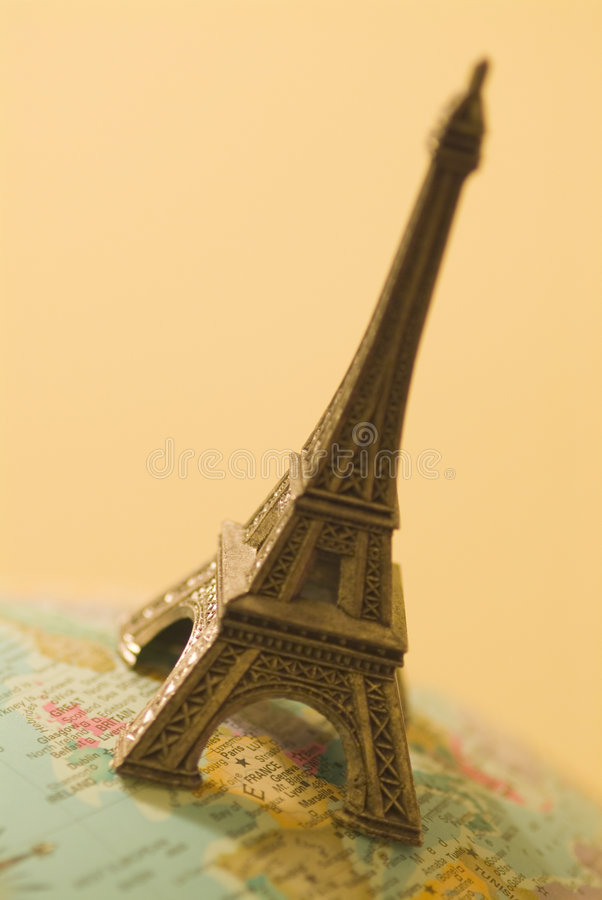 Download Small Eiffel tower 03 stock photo. Image of tourism, globe - 2372984