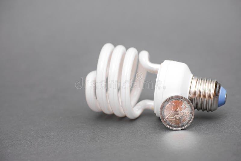Small energy savings royalty free stock photos