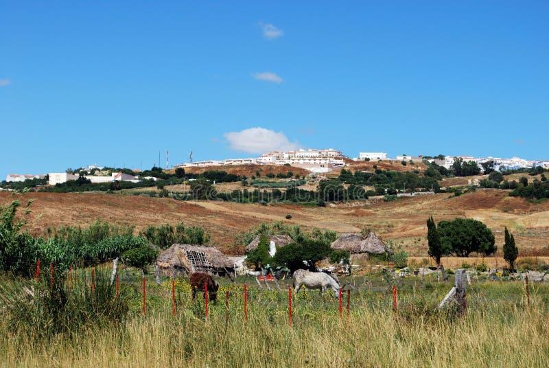 Download Small Farm, Medina Sidonia, Spain. Stock Image - Image: 28991975