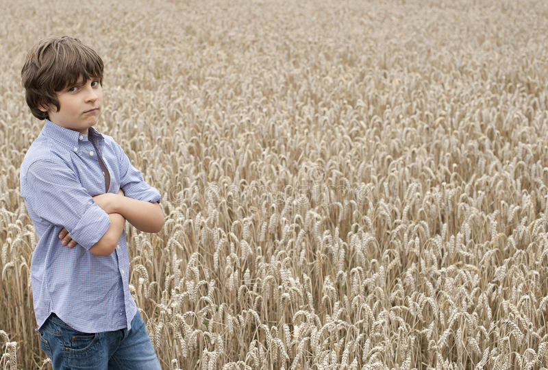 Download A small farmer stock image. Image of portrait, peasant - 22072587