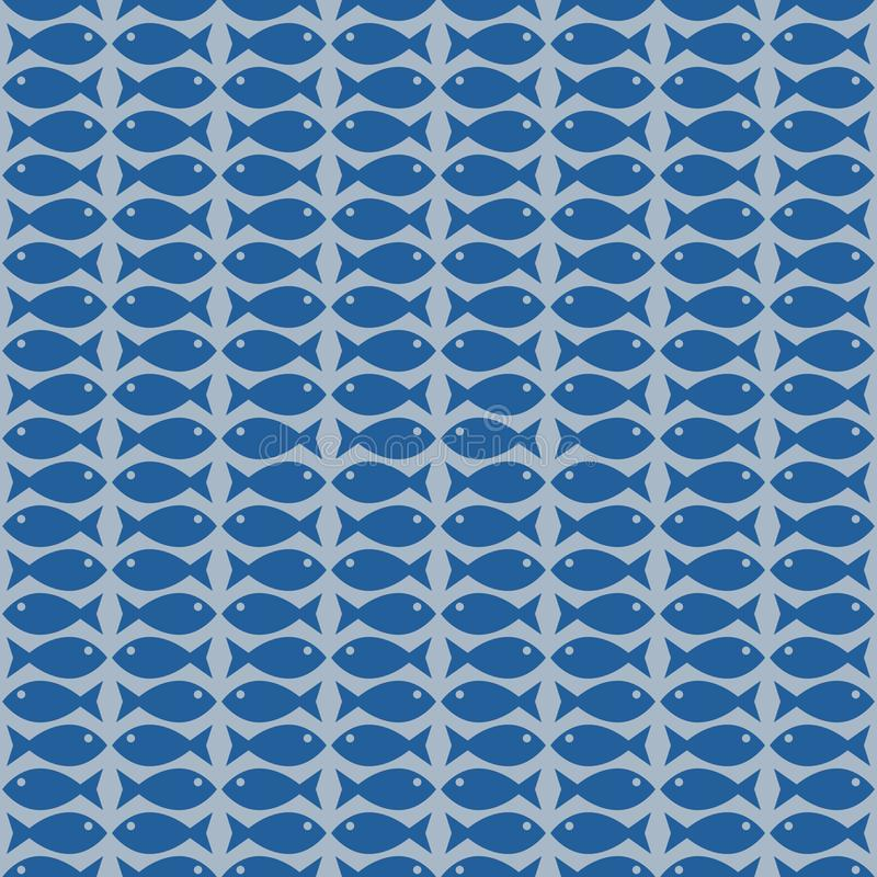 Small fish pattern stock images