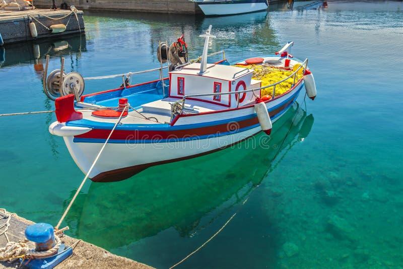 Small fishing boat stock photos