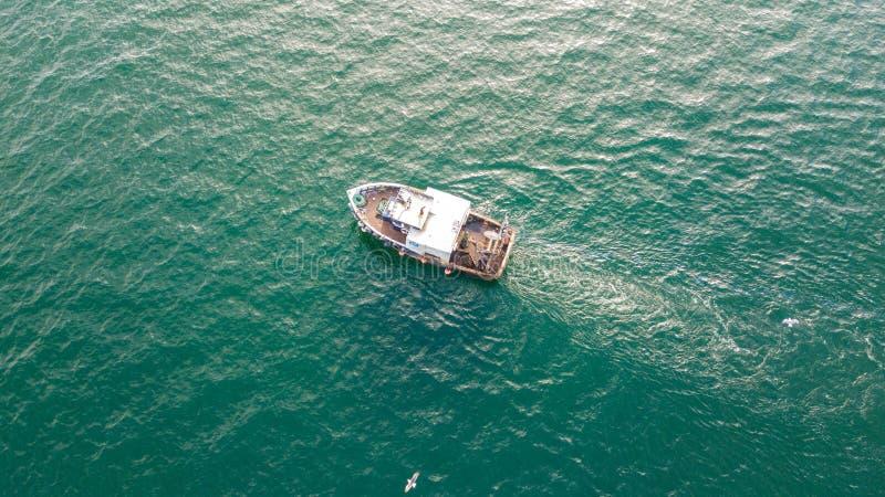 Trawler royalty free stock photos
