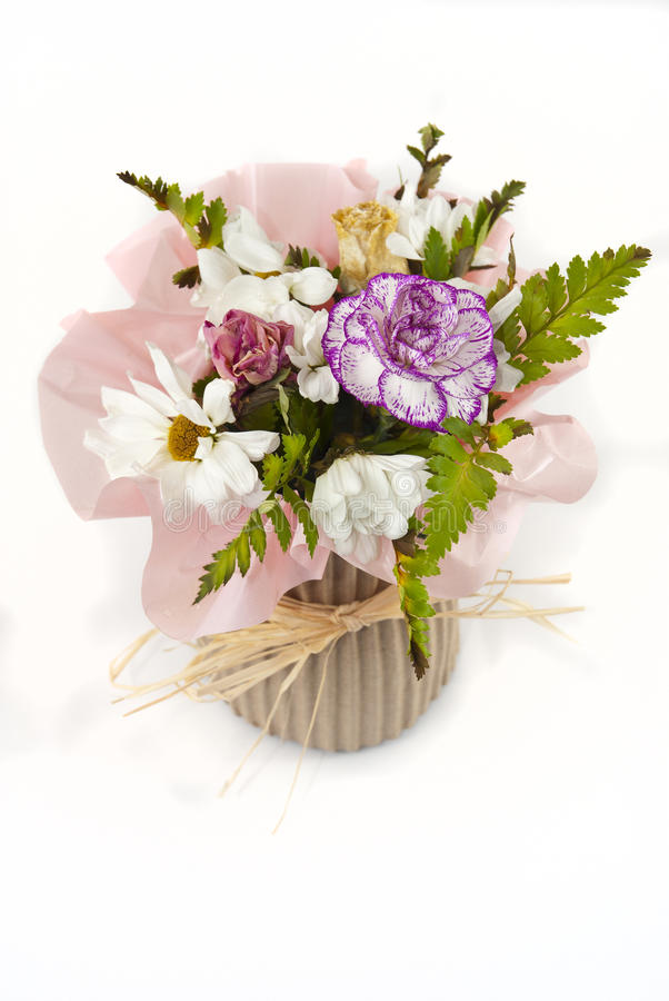 Small flower bouquet stock photo. Image of card, floral - 14491696