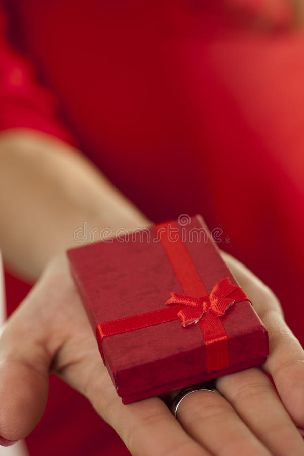 Download Small Gift Stock Photos - Image: 22011303