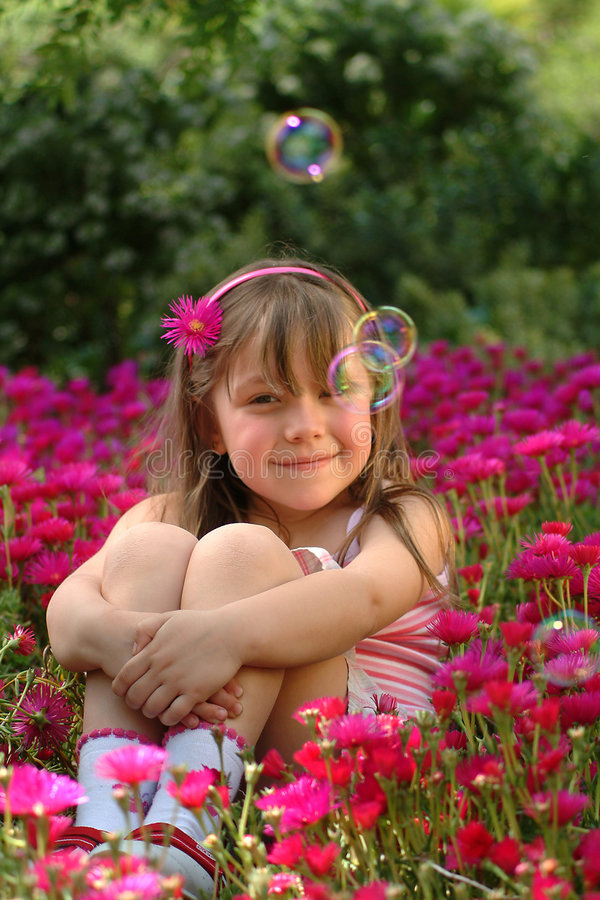 Download Small girl stock image. Image of colors, color, human - 1900261