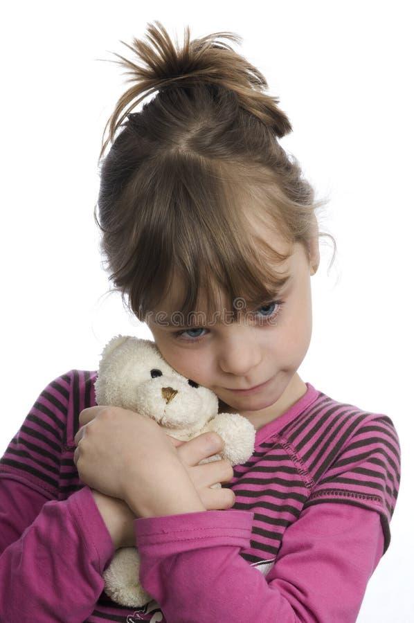 Download Small girl stock image. Image of girl, adversity, childhood - 8301577