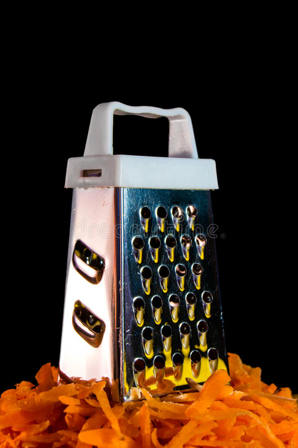The small grater stock photo