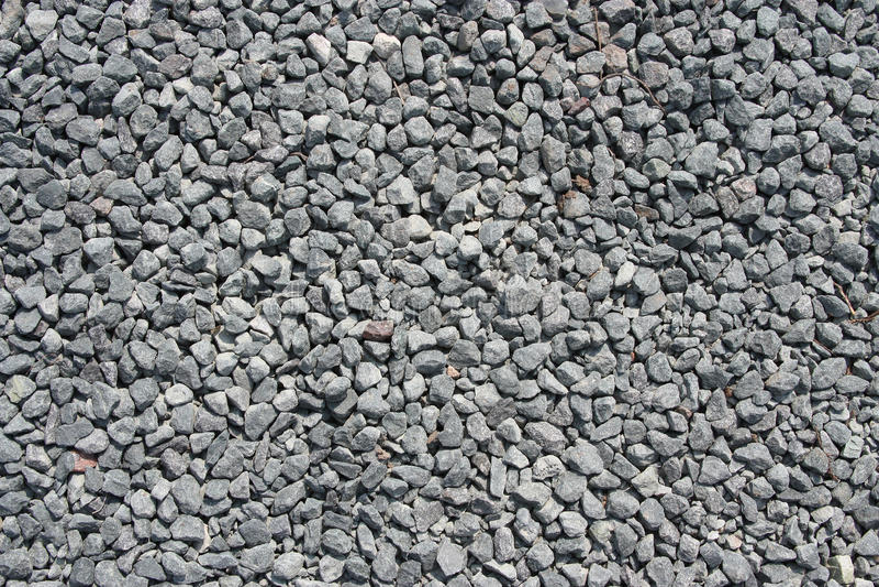 Small grey stones