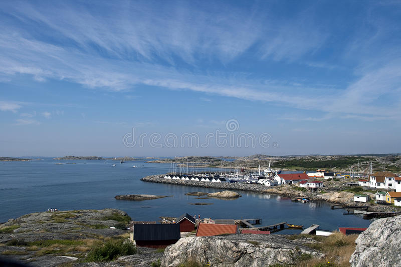 Download Small harbour stock image. Image of europe, scandinavia - 26314771