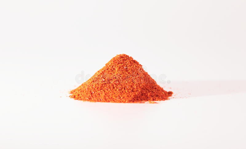 Download Small Heap Of Spices, The Red Chilli Powder Stock Image - Image of coriander, aroma: 33801595