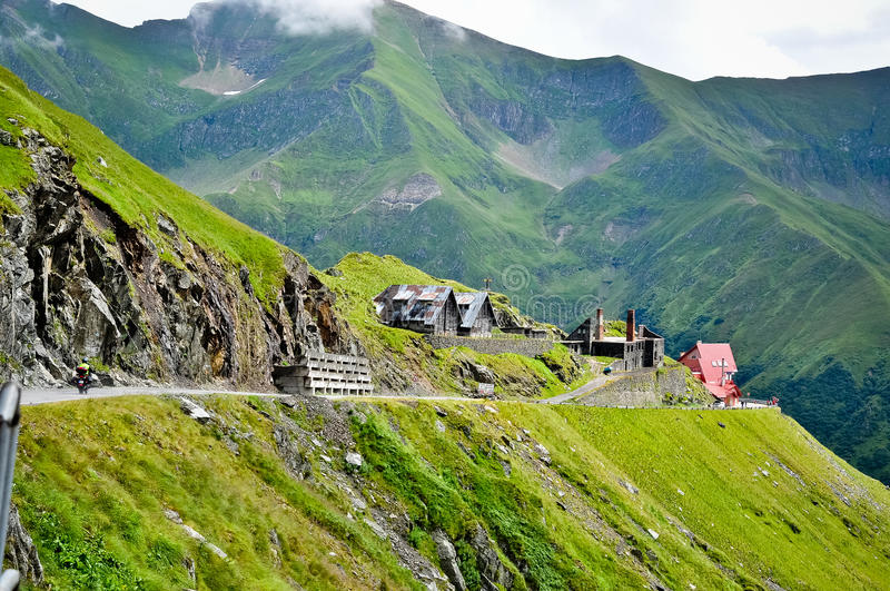 Download Small Houses From Transfagarasan Royalty Free Stock Photography - Image: 20592147