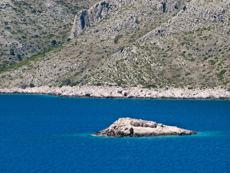 Download Small Island Stock Image - Image: 5597621