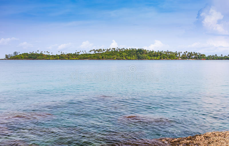 Download Small island stock image. Image of background, seascape - 41451223