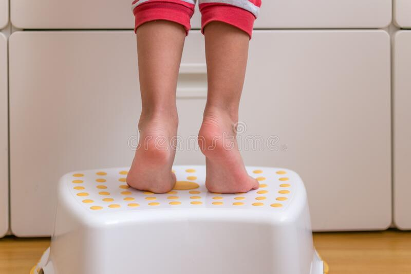 A STEPPING STOOL
