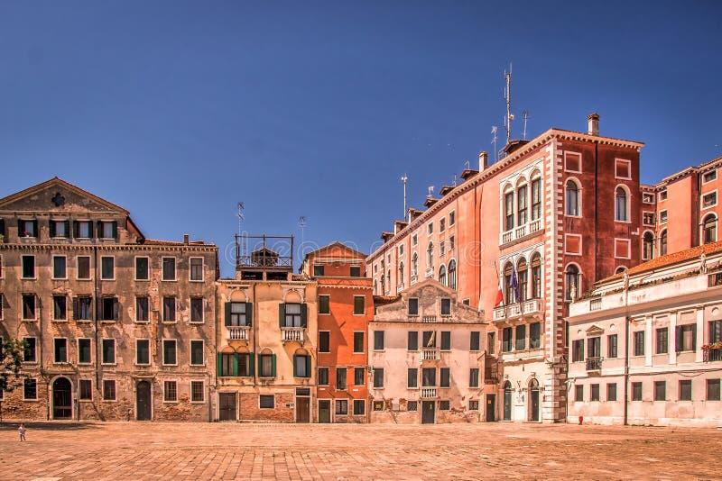 Small Mexico in Venice stock photo