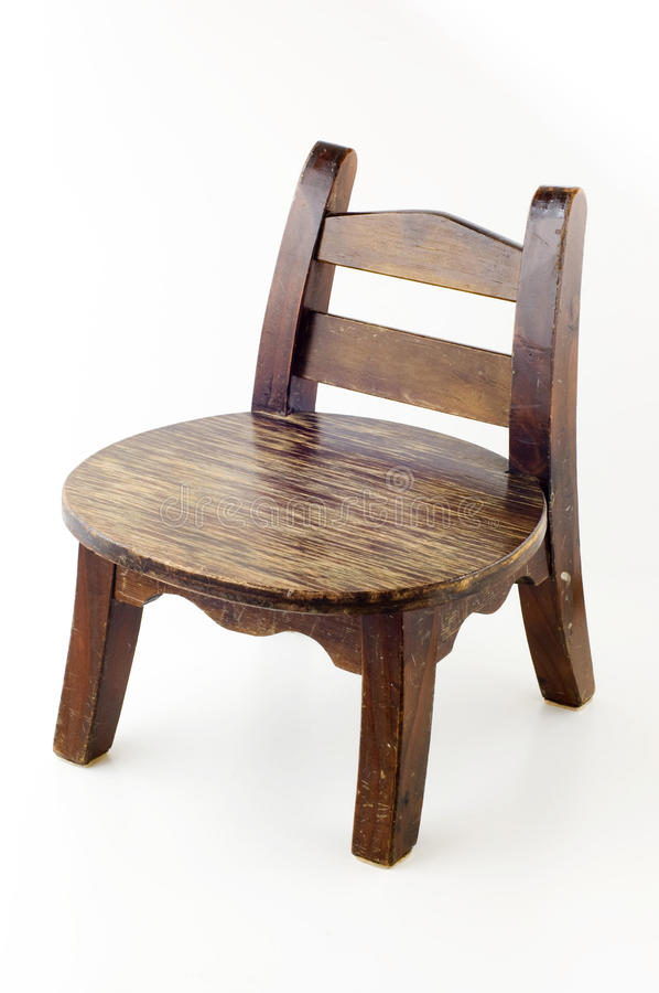 Download A Small Old Chair. Stock Image. Image Of Wooden, Chair   23257243