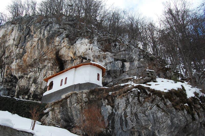 Small Orthodox Monastery Stock Photography