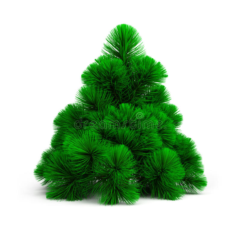 Download Small Pine Royalty Free Stock Photo - Image: 21298445