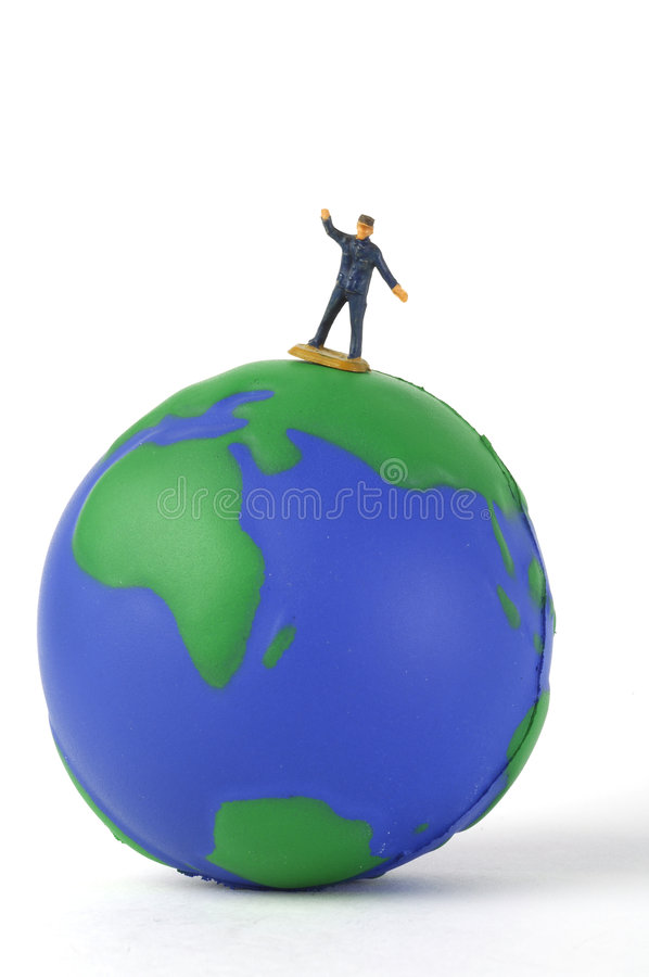 Small planet stock images