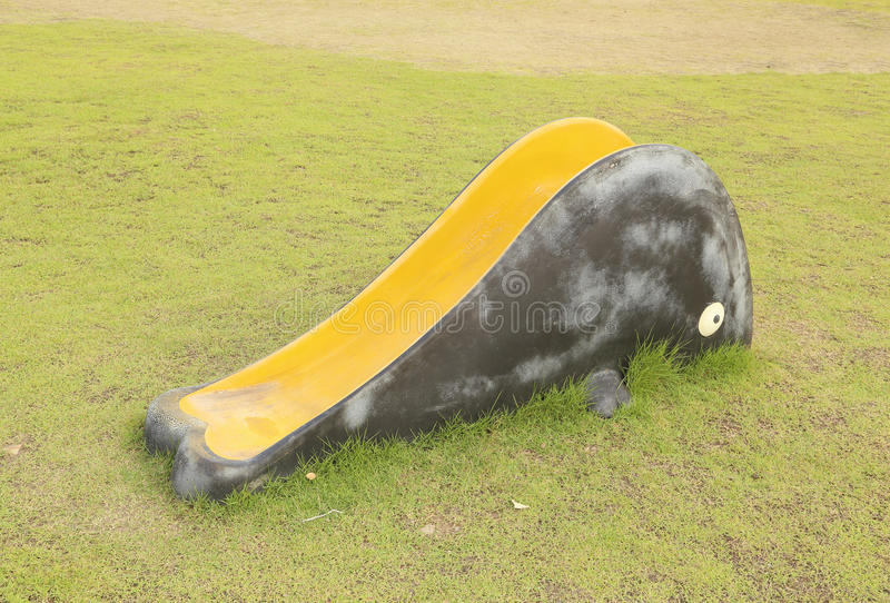 Download Small Playground Slider Royalty Free Stock Photos - Image: 35363578